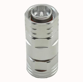 High quality RF coaxial connector 4.3-10 Mini DIN Male for 1/2'' Flexible feeder cable